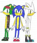 Team Hedgehog