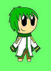 Nigaito on MS Paint by SonicFan3