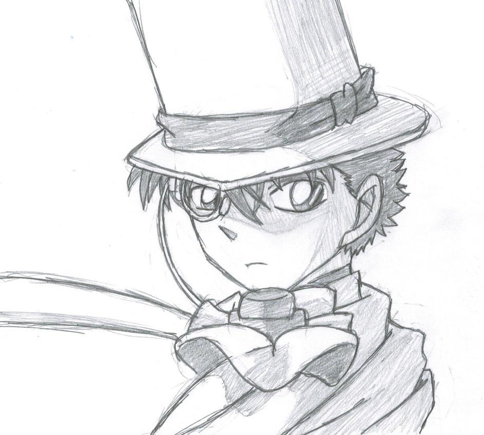 Kaitou Kid by SonicFan3