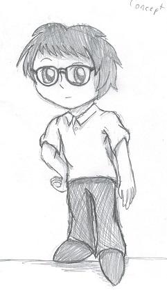Child!Adachi 2 by SonicFan3