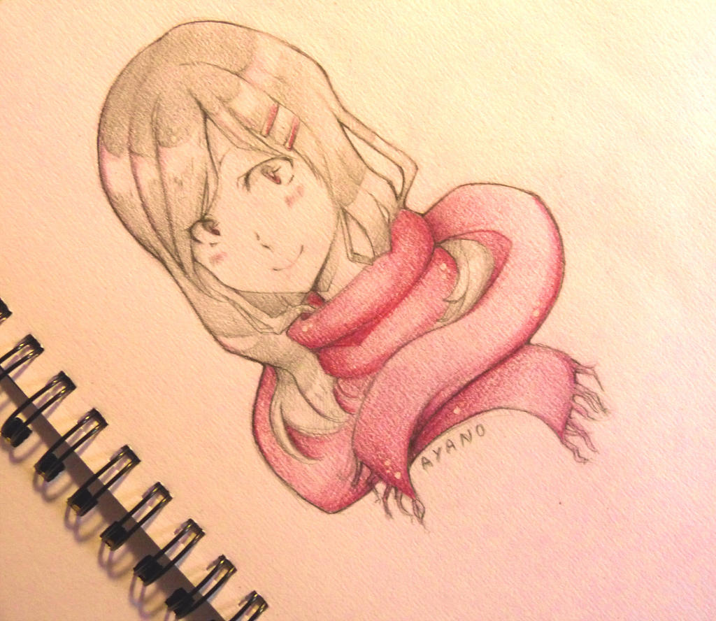 Ayano by LucatLula