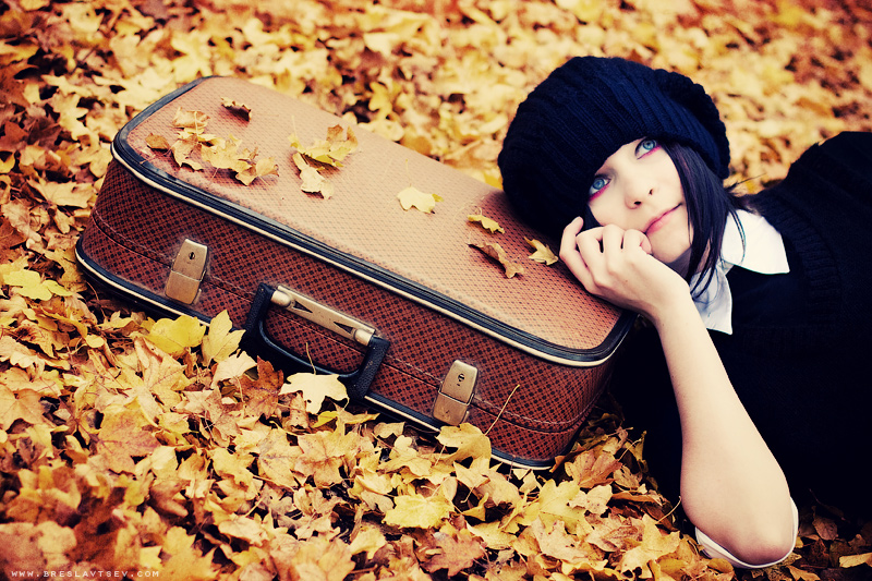 ...autumn... by OlegBreslavtsev