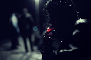 ...breathless...