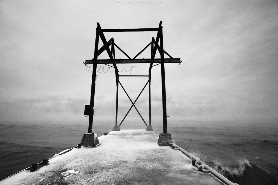 ...winter crimea -1-... by OlegBreslavtsev