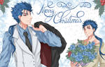 Fate Stay Night - Lancer Christmas 2016