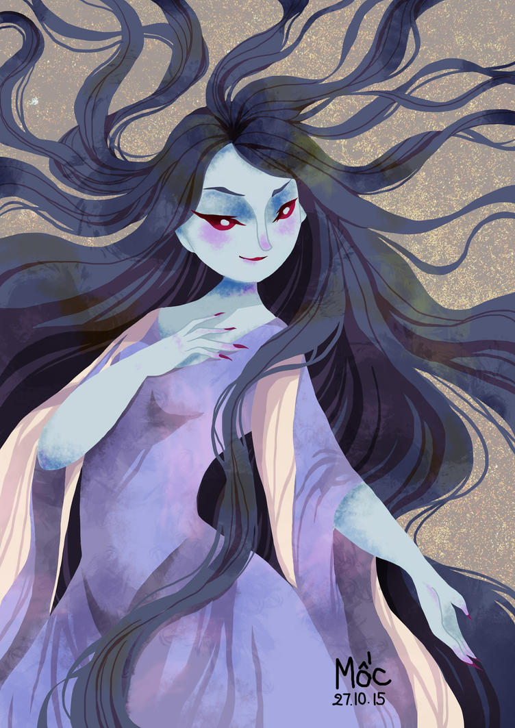Female Vampire by Adventure-of-Moc