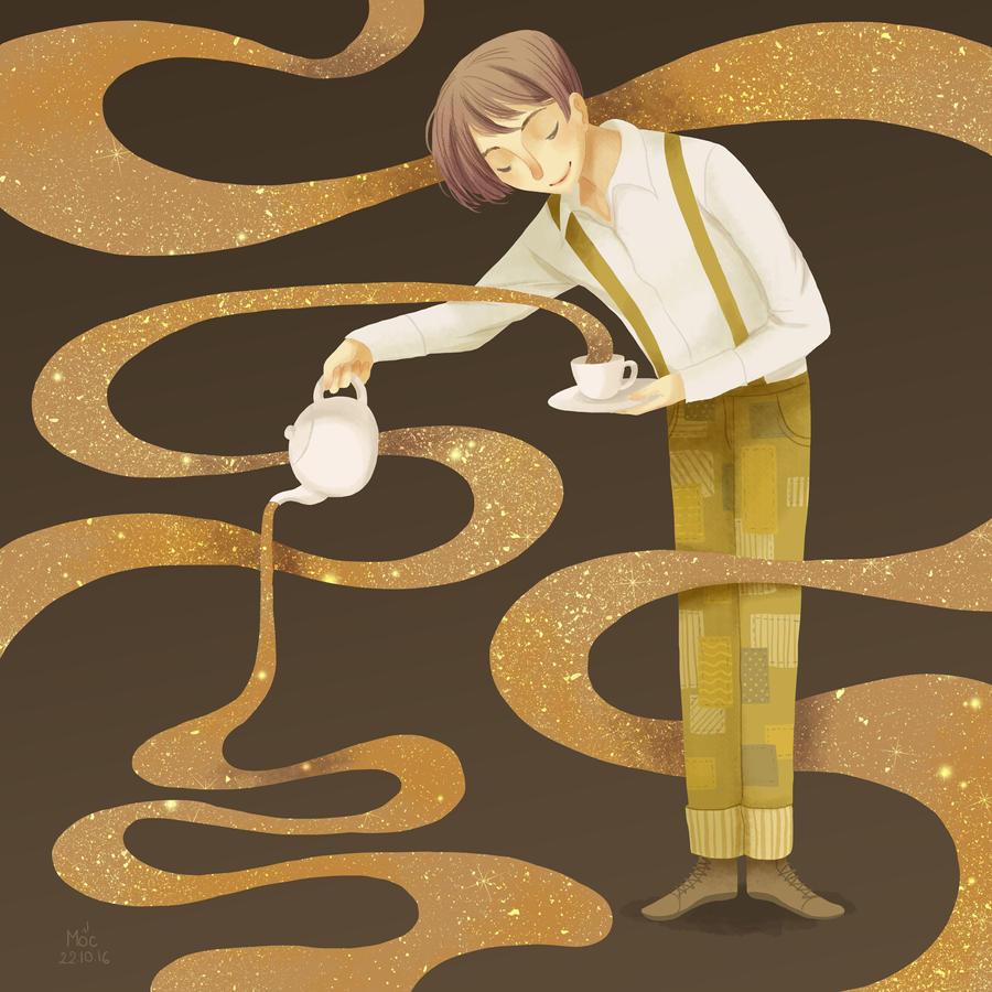 Smoke Tea by Adventure-of-Moc