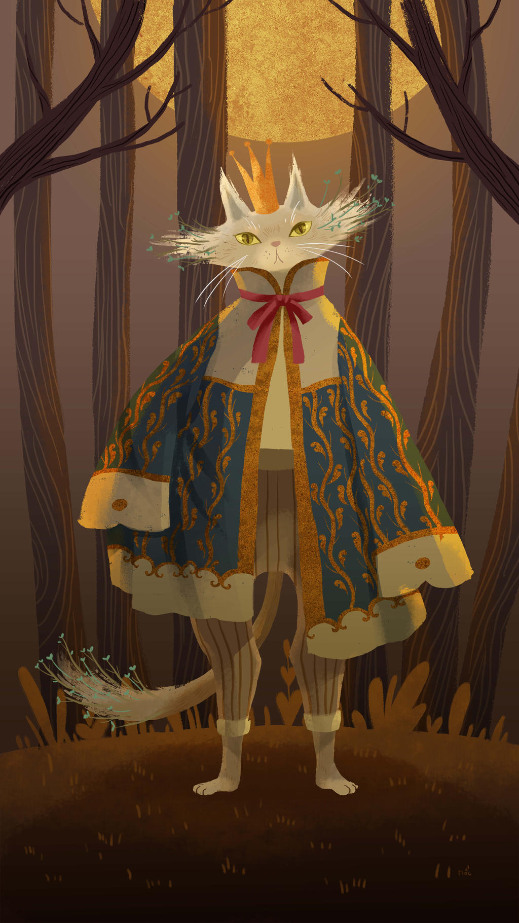 Cat Prince by Adventure-of-Moc