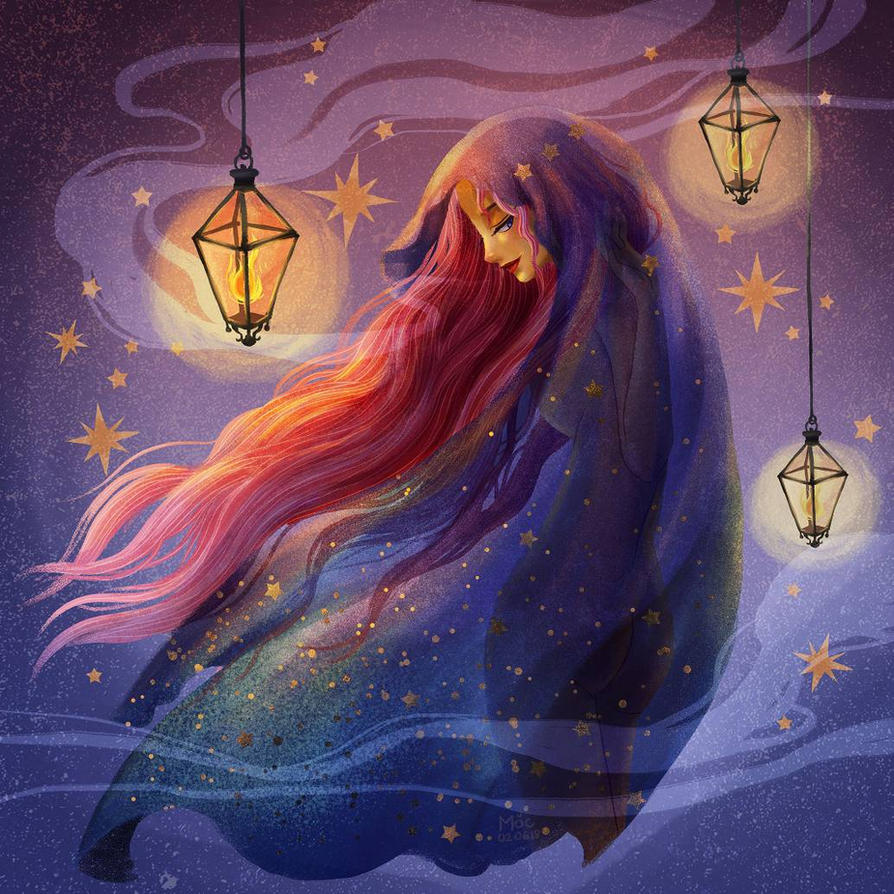 Enchantress  by Adventure-of-Moc