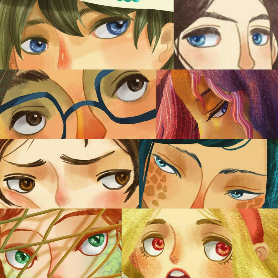 Eyes by Adventure-of-Moc