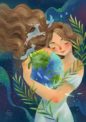 Embracing Earth
