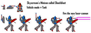 Shockblast by Skyscream1