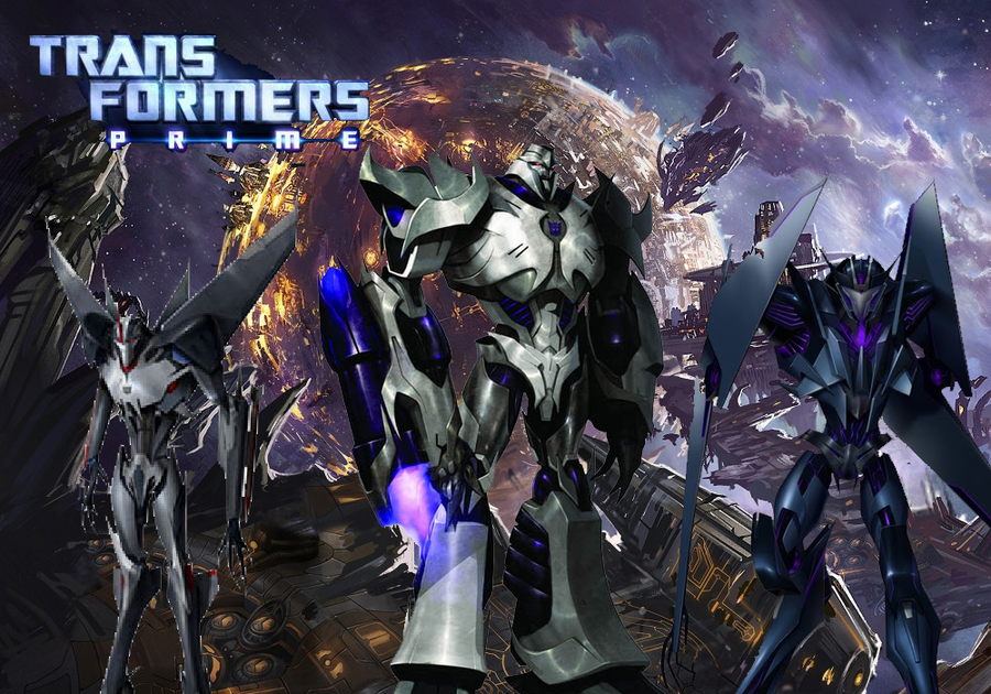 Transformers Autobots And Decepticons Prime