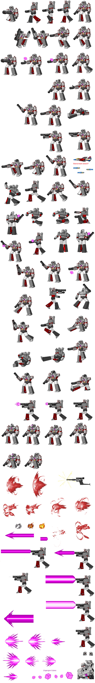 Megatron (Other Way) by Skyscream1 by skyscream1