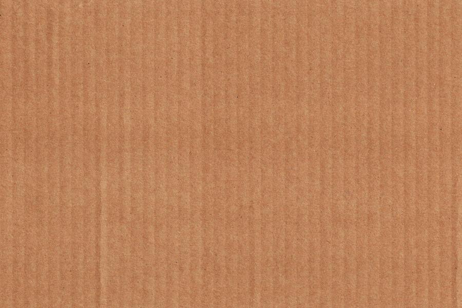 Cardboard texture stock