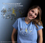 Overindulgence - Shirt Modeled (Composite)
