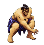 E. Honda (Street Fighter Anniversary FGE Version)