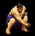 E. Honda (Street Fighter Anniversary FGE Version)