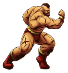 Zangief (Street Fighter Anniversary FGE Version)