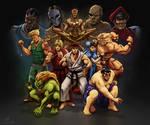STREET FIGHTER II: The World Warrior