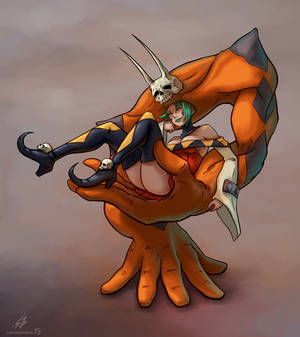 SKULLGIRLS - Cerebella