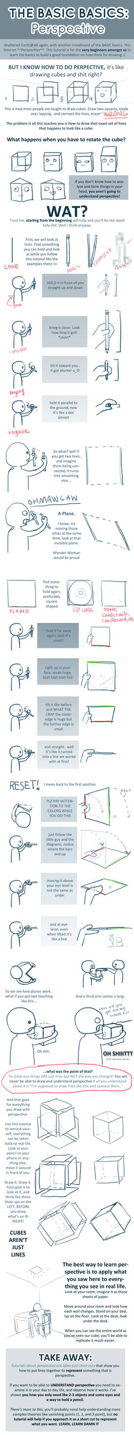 The BASICS : Perspective