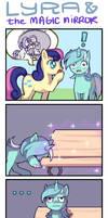 Lyra and the Magic Mirror