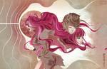 Shin Sekai Yori - Fiend Print