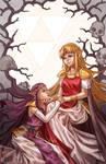 We are both Princesses after all [Zelda: LBW]