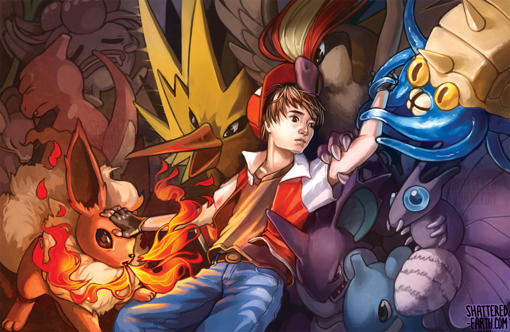 twitch plays pokemon by shattered earth on deviantart