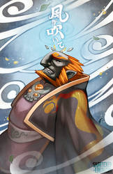 The Wind is Blowing (Wind Waker Ganondorf)