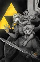 Legend of Zelda Protection by Shattered-Earth