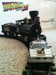 BTTF 3 Train