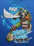Leo, Never Cross a Ninja !!!