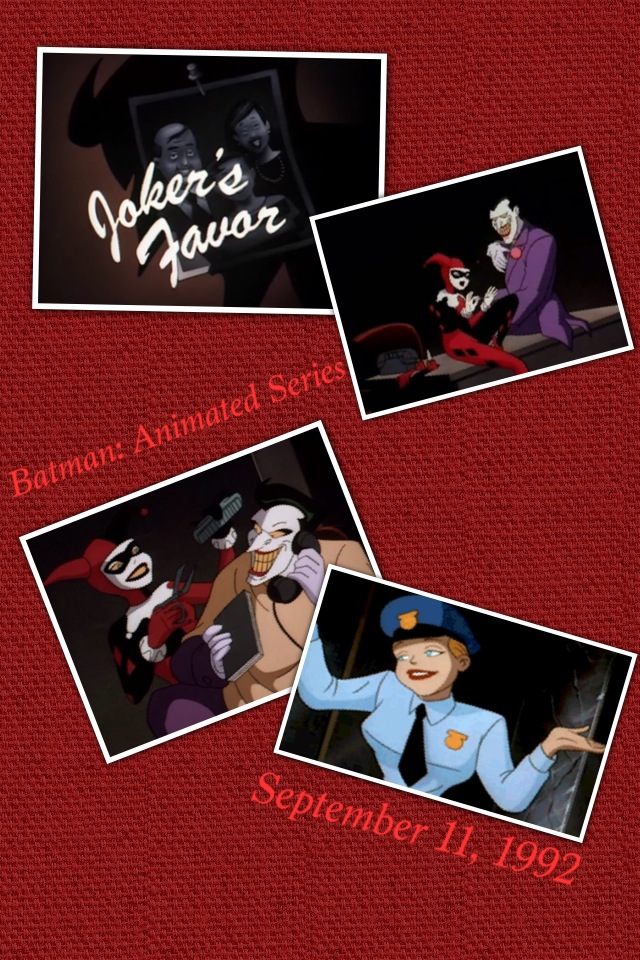 Harley Quinn first apperance !!! by RockerDragonfly