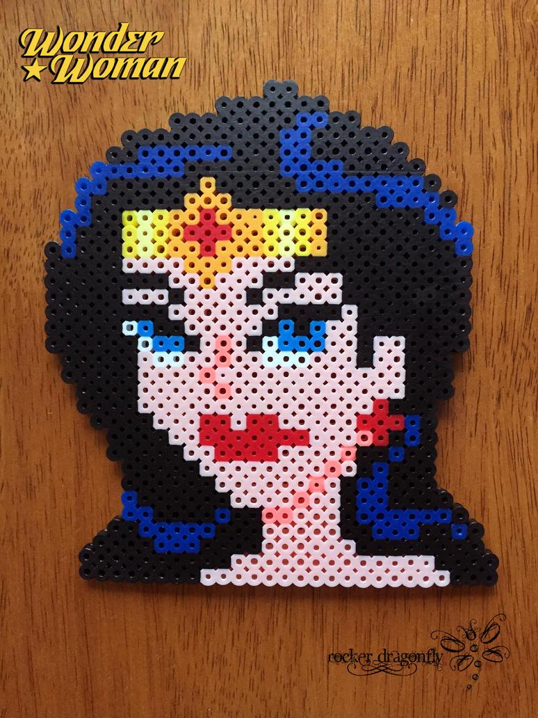 Wonder Woman by RockerDragonfly