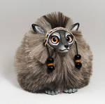 Wolf Spirit Furry Creature