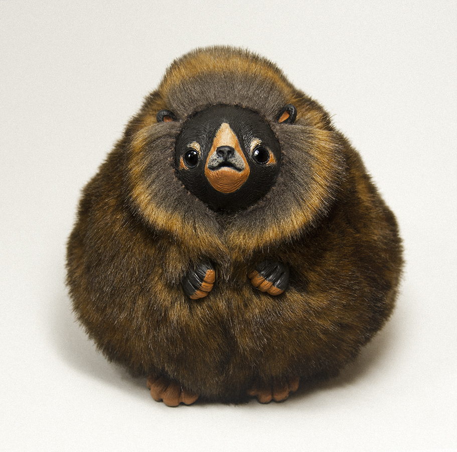 Bear Furry Creature by RamalamaCreatures