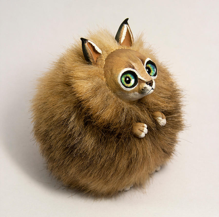 Caracal Cat Furry Creature For Sale By