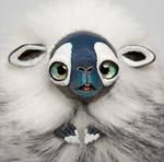 Yeti Furry Creature