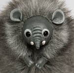 Elephant Furry Creature