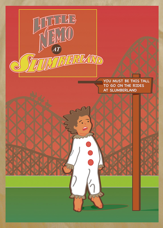 Little Nemo at Slumberland