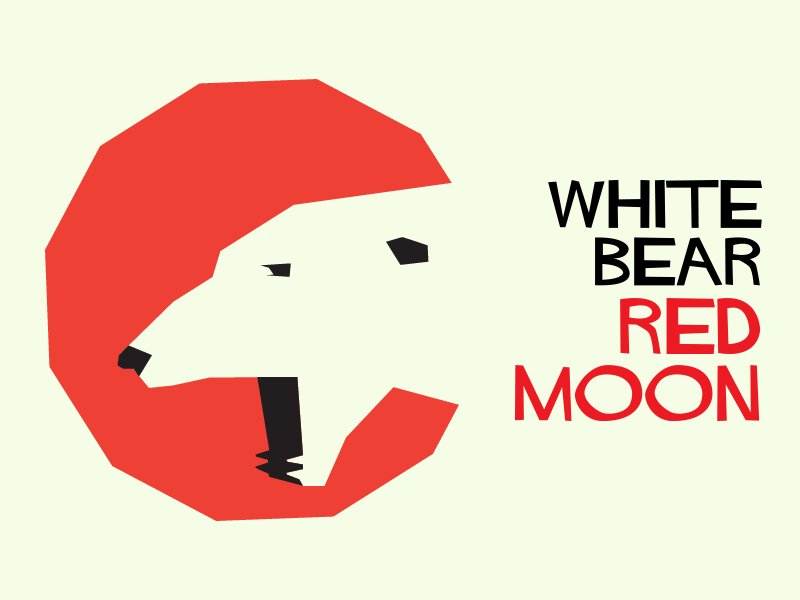 White Bear Red Moon