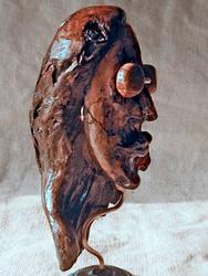 Steven Wilson bust by driftwoodjunkie