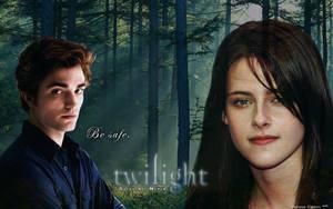 Twilight Wallpaper by GoldenSonic3000