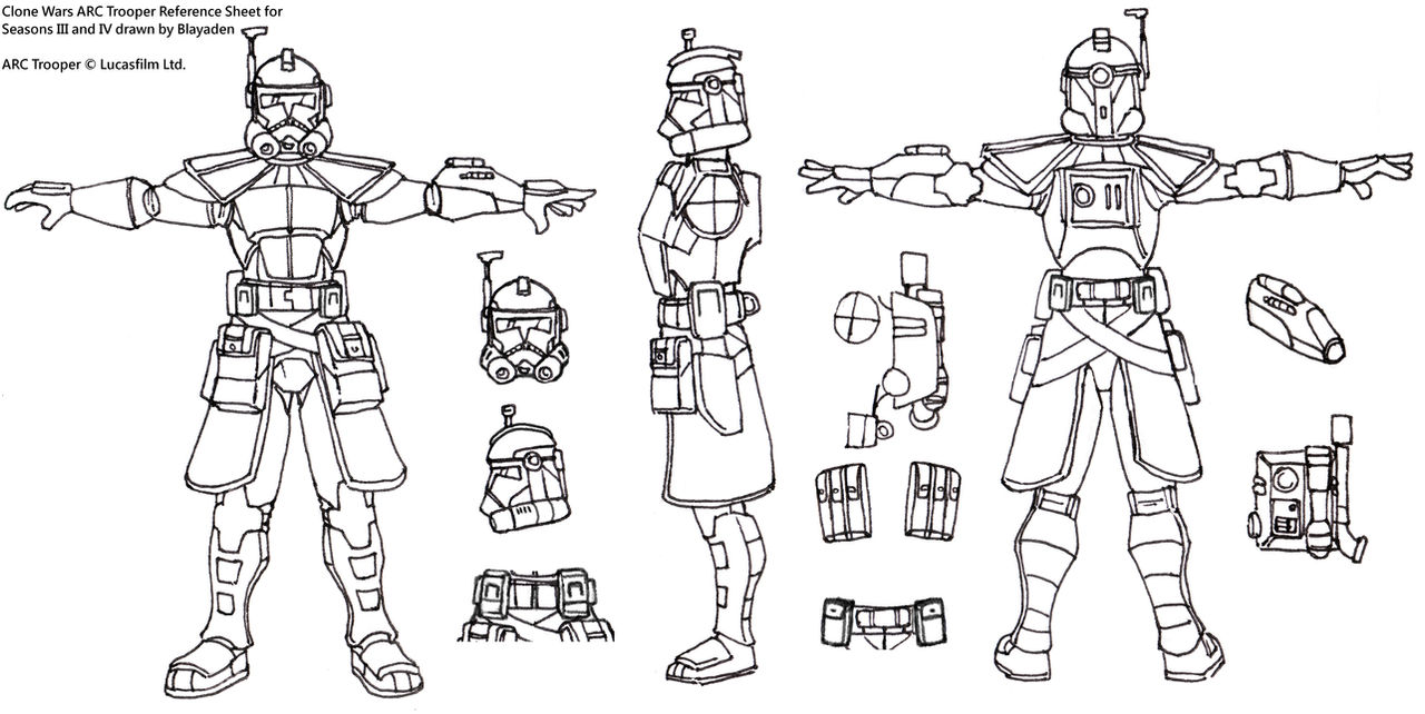 Star Wars Clone Trooper Coloring Pages - Get Coloring Pages | 642x1280