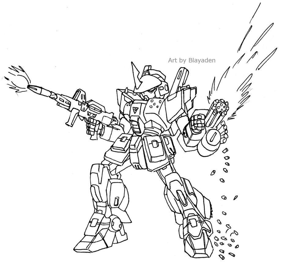 g gundam coloring pages - photo #7