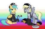 Ponies love MLP Merchandise