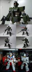 GM Sniper Custom kitbash by Blayaden