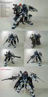 Custom Gunpla: GM Sniper Phantom